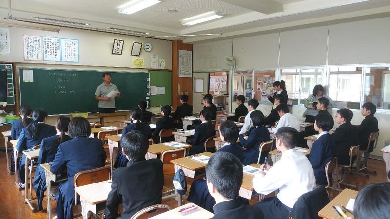 学校オリエンテーション1